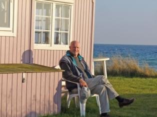 Der wohlhabende Alte mit der fetten Pension