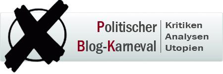 Erster politischer Blog-Karneval: Logo