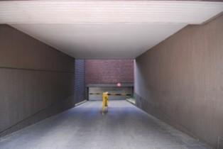 Tunnel für Beamte mit Tunnelblick