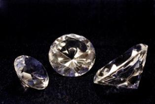 Diamanten - Statussymbol für Reichtum