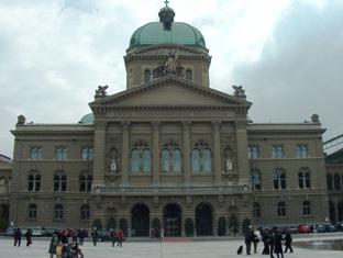 Für einmal eine ordnungspolitische Freude: Bundeshaus in Bern, Sitz der eidgenössischen Räte