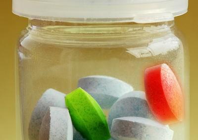Ein Mix aus verschiedenen Medikamenten