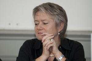 Nationalrätin Jacqueline Fehr
