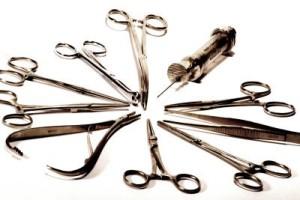 Chirurgenbesteck