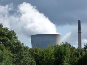 Stein des Anstosses in Kaiseraugst: Kühlturm