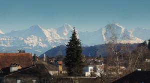 Bern als erratischer Block - fest verankert im Schlamassel