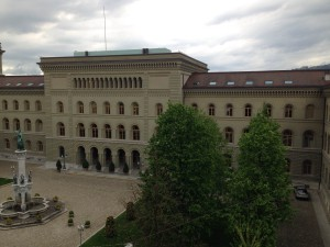 Bundesratshaus in Bern