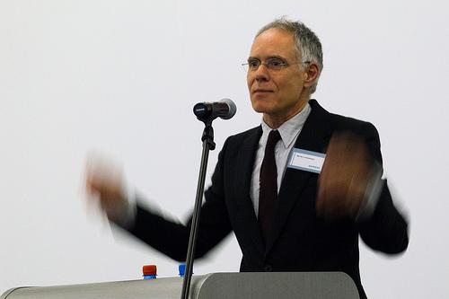 Moritz Leuenberger, der Schauspieler