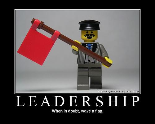 Leadership, the socialist way