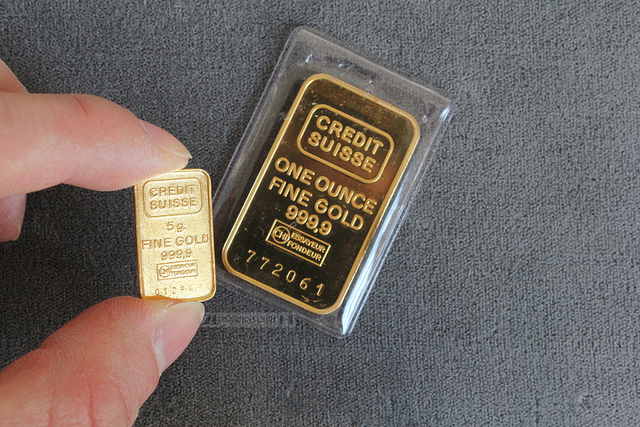 Gold, the ultimat hard currency