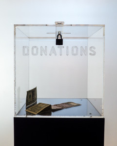 Donantion Box - Spenden-Box
