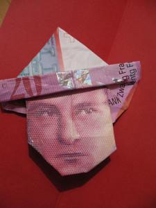 Schweizer Franken Swiss Franc CHF