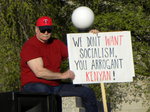 We don't want Socialism