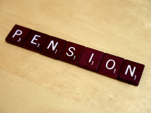 Pension Rente Altersvorsorge