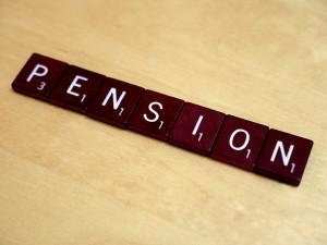 Pension Rente Altersvorsorge