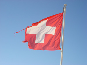 Schweizer Fahne Swiss Flag Martin Abegglen / flickr.com