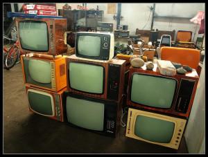 Rantes TV Fernsehen auf den Müll?