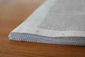 Zeitung lesen Medien erforschen
