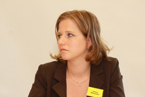 Christa Markwalder, Nationalrätin FDP, Bern