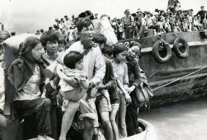 Fall of Saigon, Vietnam Refugees