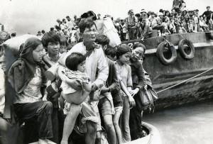 Fall of Saigon, Vietnam Refugees