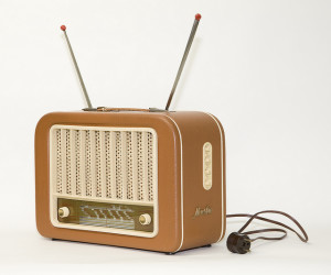 Radio, Maestro 842M, ASA Radio Oy, 1950, Turku.