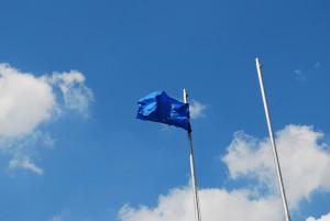 EU Flag Europa Fahne
