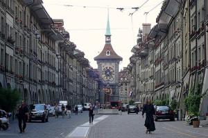 Zyytglogge Turm Bern