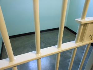 Gefängnis Zelle Prison Bars