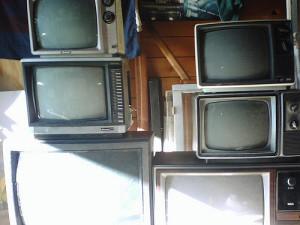 Fernsehgeräte TVs