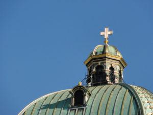 Kuppel Bundeshaus Bern