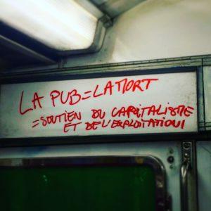 Foto Pariser Metro Sozialismus