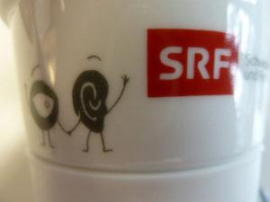 SRF Becher