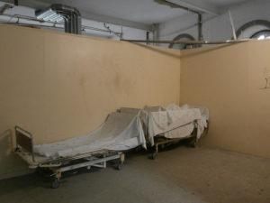 Hospital scene Spital Szene
