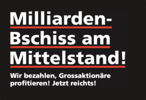 Milliarden-Bschiss
