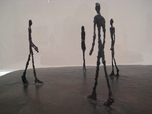 Alberto Giacometti Skulpturen